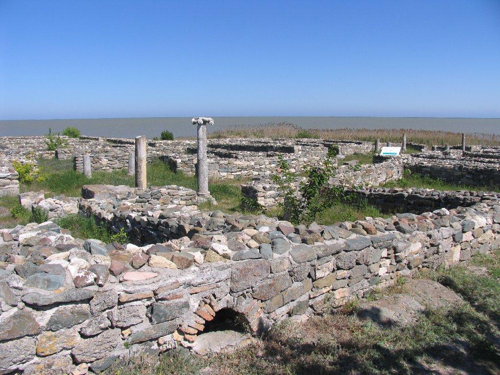 EXCURSIE 1 ZI SITUL ARHEOLOGIC HISTRIA - CHERHANAUA TASAUL
