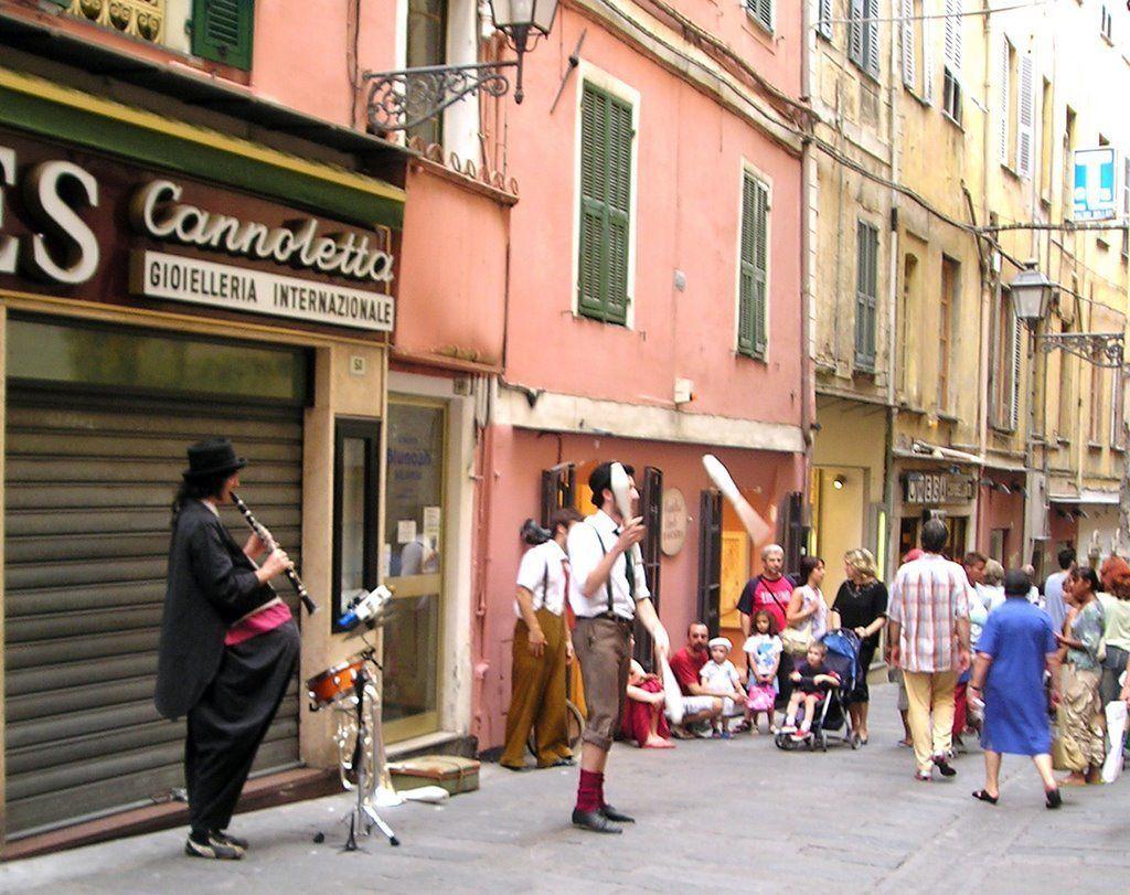 Via Palazzo B&b Sanremo
