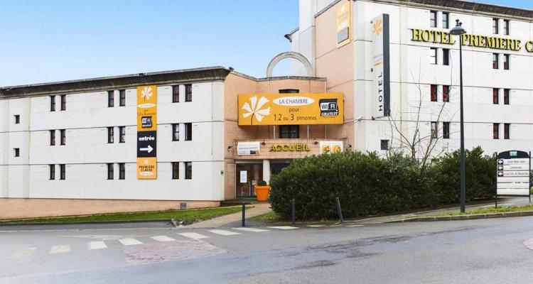 Hotel Premiere Classe Marne La Vallee - Saint Thibault Des Vignes