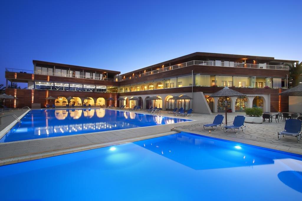 Blue Dolphin Hotel (Metamorfosi, Sithonia)