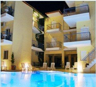 Stratos Hotel, Afitos