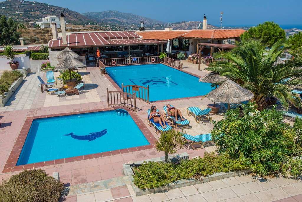 Spiros-Soula Family Hotel and Apartments