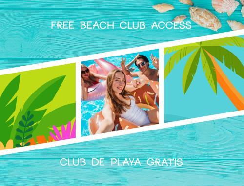 Resort Tropical Villas Beach Club And Spa