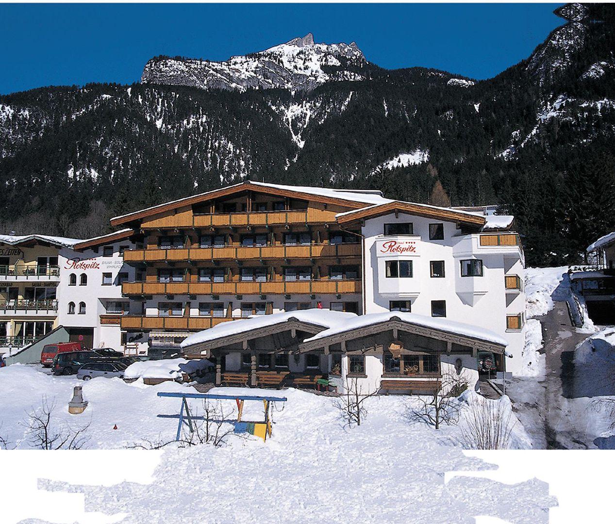 Hotel de familie Rotspitz