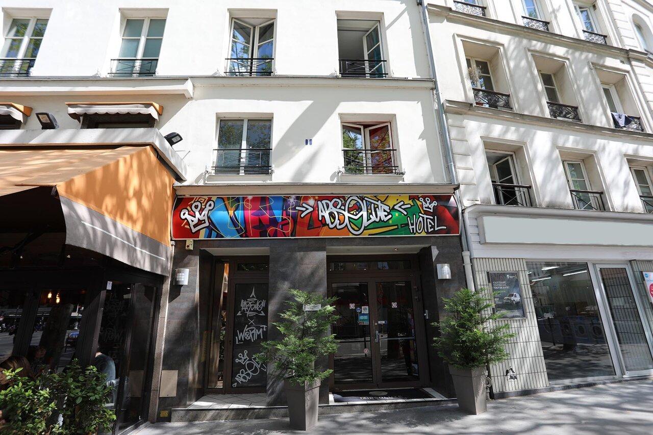 Absolute Hotel Paris RÉpublique
