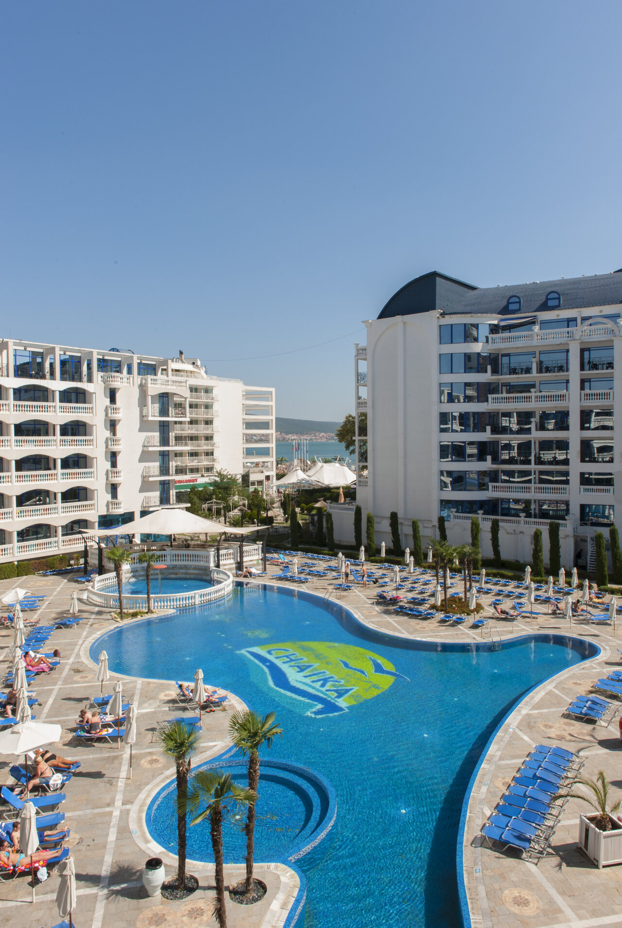 Chaika Beach Resort