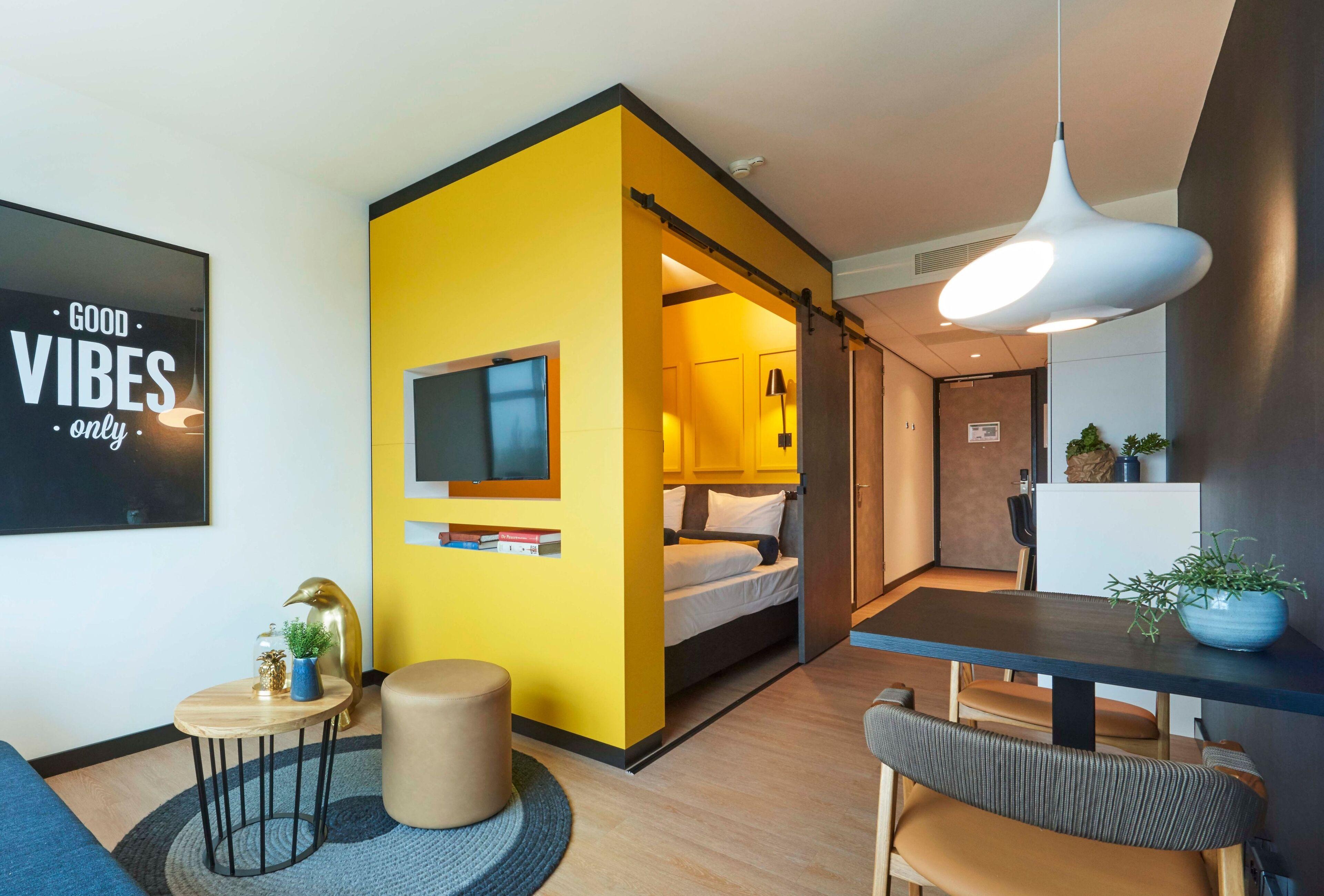 Cityden Amsterdam South Hotel Apartments