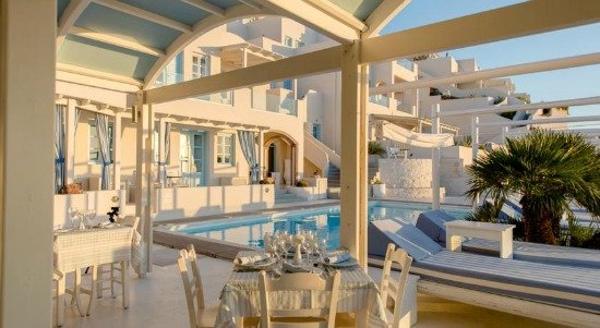 Andromeda Villas (Imerovigli - Santorini)