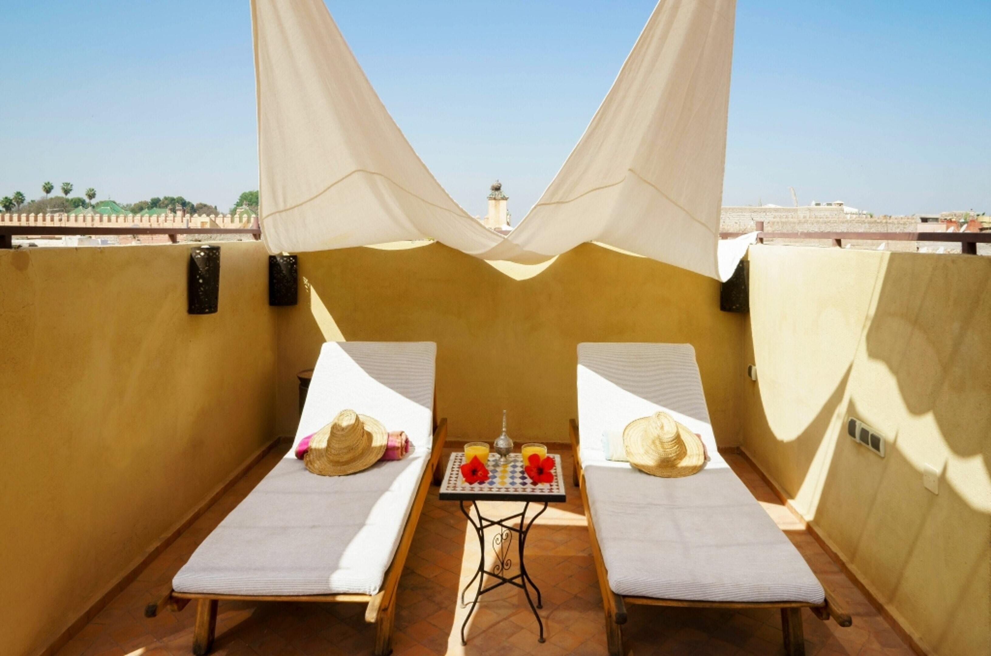 House With 6 Bedrooms In Marrakech With Private Pool Furnished Terrace And Wifi 180 Km From The Beac