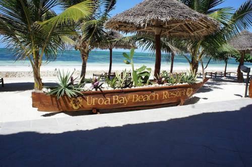 Uroa Bay Beach Resort