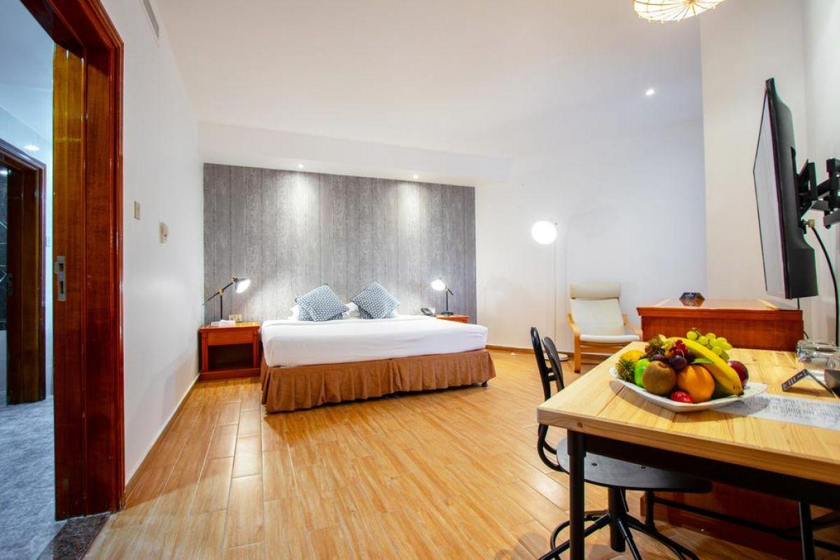 BM BEACH HOTEL (ex. BIN MAJID BEACH HOTEL)