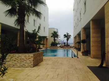 Apartment With one Bedroom in Vlorë, With Wonderful sea View, Pool Acc
