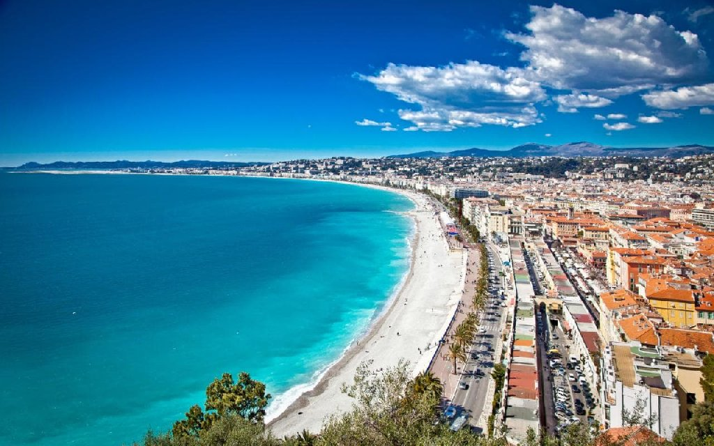 Coasta de Azur 2019