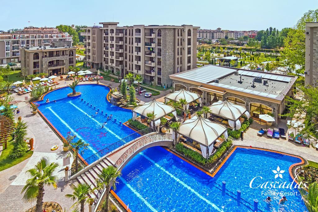 CASCADAS RESORT & SPA APART HOTEL