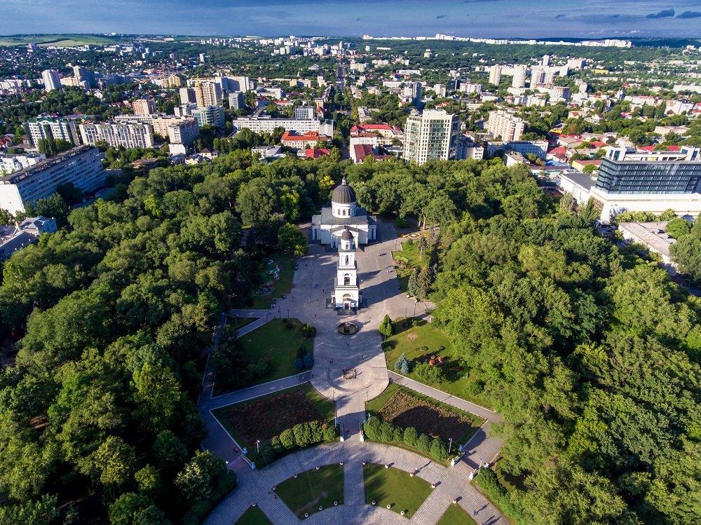 REPUBLICA MOLDOVA 2021 - Chisinau - Cricova - Tiraspol (autocar)