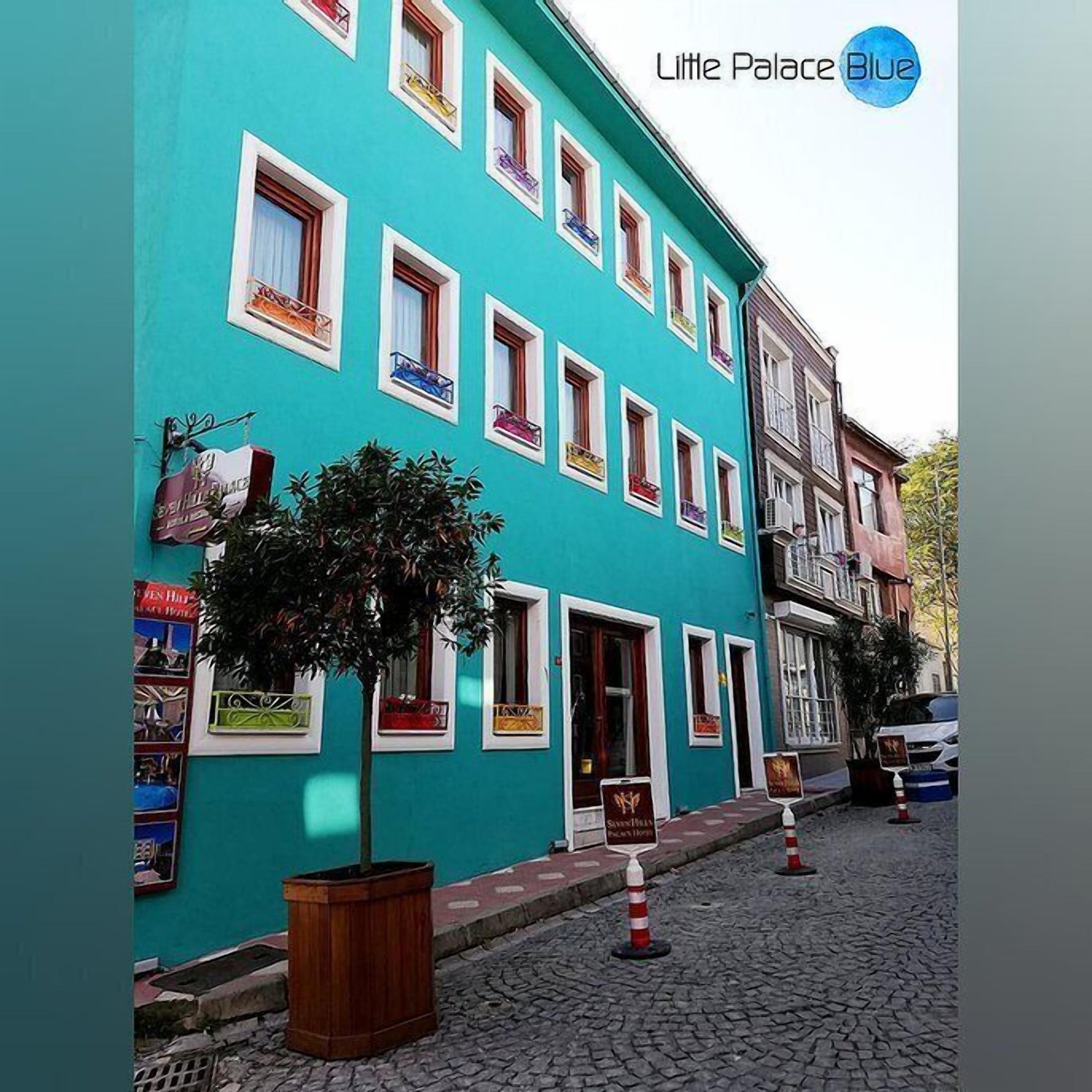 Little Palace Blue