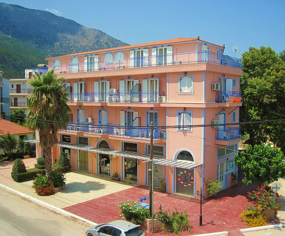 Anemos Studios amp; Apartments Kefalonia
