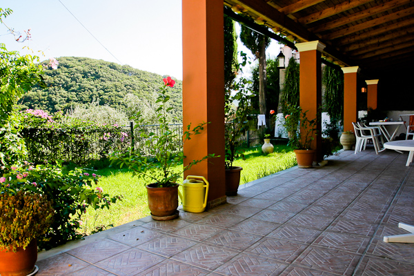 Noufaro Apartments Paleokastritsa