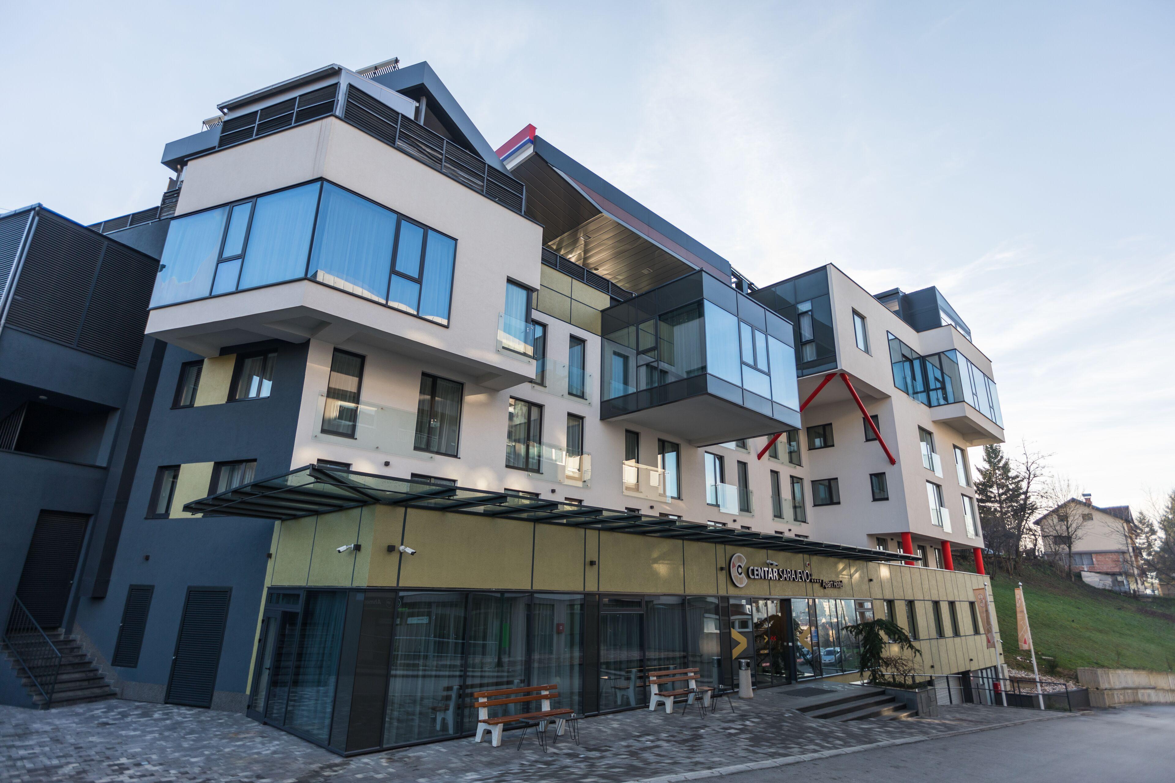 Aparthotel Centar Sarajevo