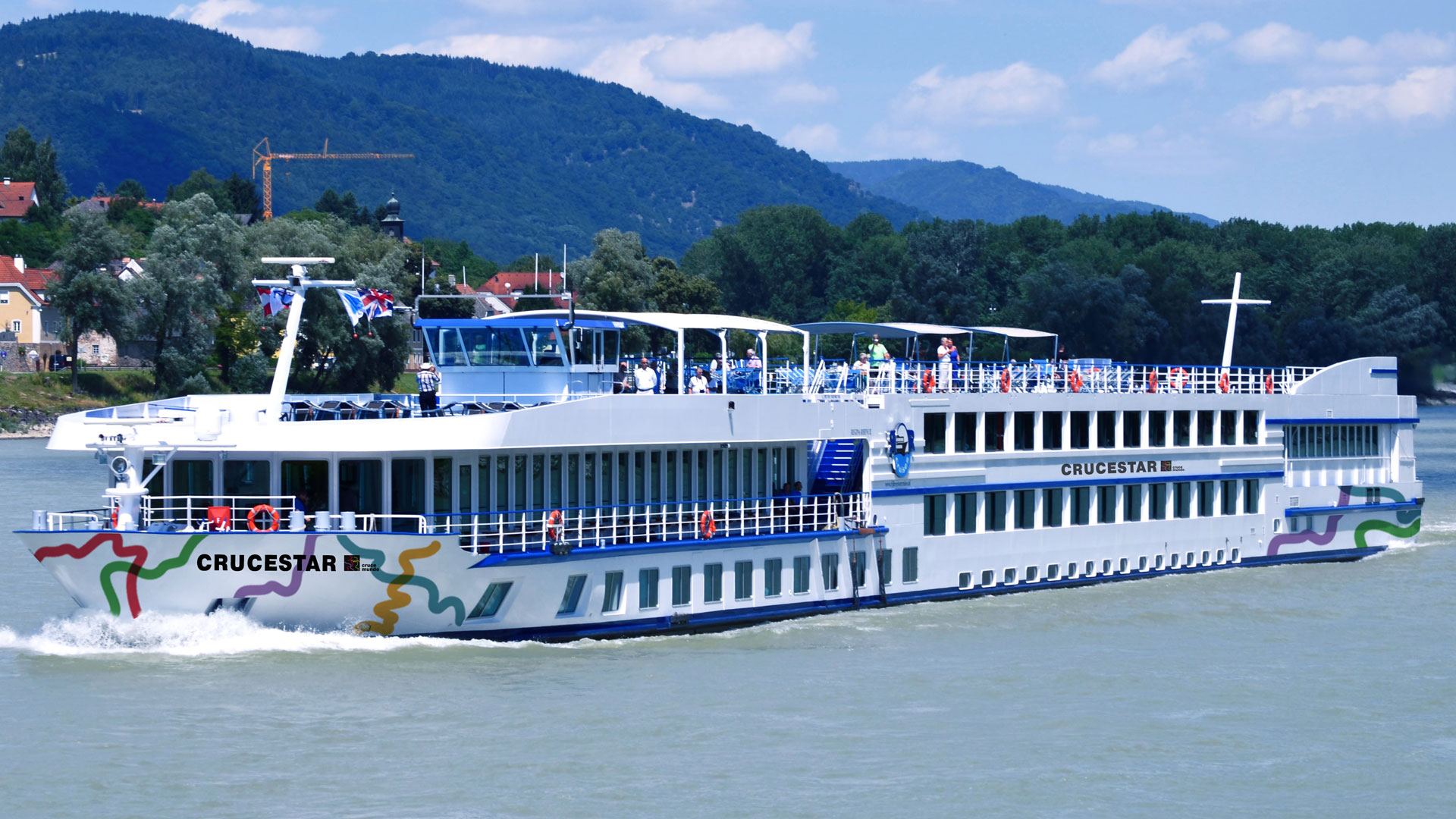 Croaziera pe Dunare  - Austria - Slovacia - Ungaria