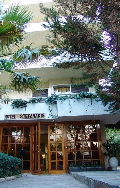 STEFANAKIS HOTEL & APARTMENTS