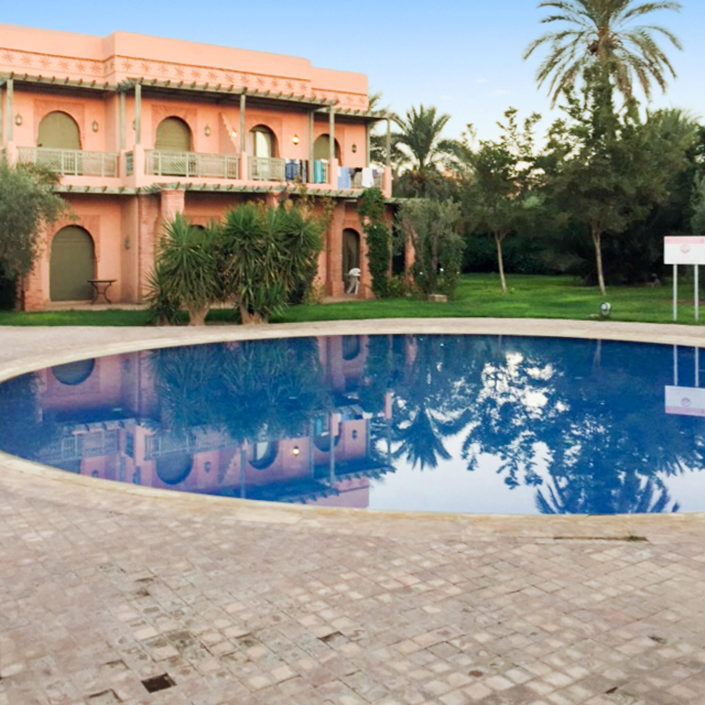 Apartment With 2 Bedrooms In Marrakech,  With Pool Access,  Enclosed Garden And Wifi