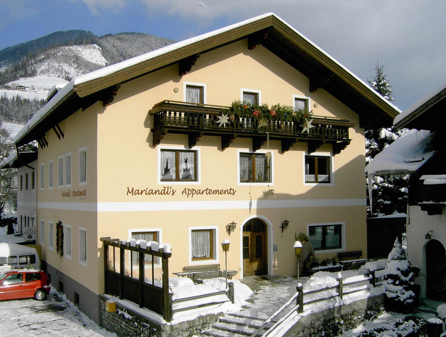 Apartemente şi Auxiliare Mariandls