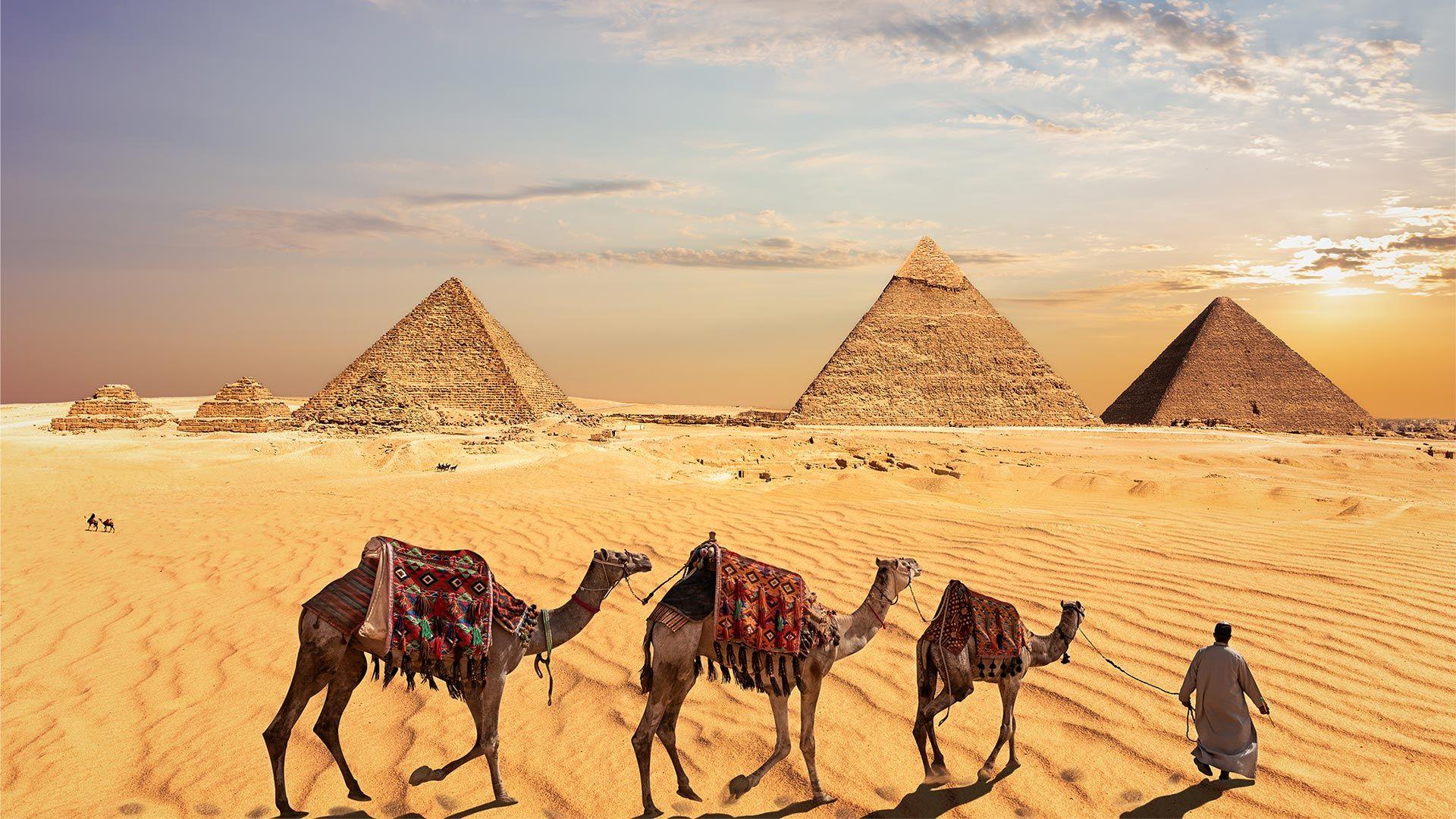 Circuit de grup - Essential Egipt, 8 zile