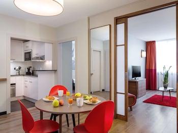 Aparthotel Adagio Mont Blanc