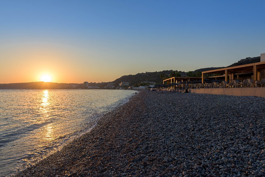 Avra Beach - Ixia