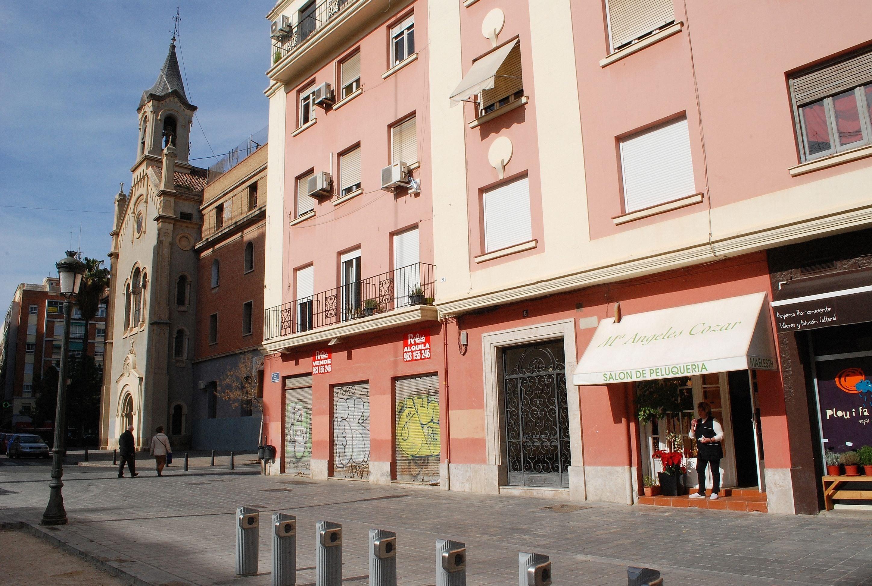 Vlc Apartmentos El Carmen