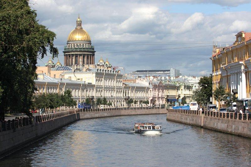 RUSIA 2021 - Sankt Petersburg