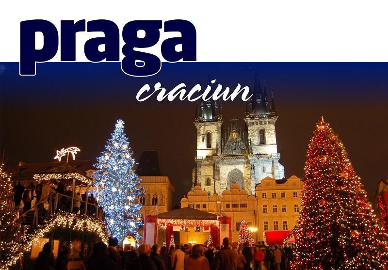 PRAGA - CRACIUN 2019