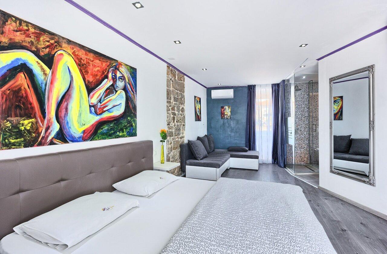 Split Suites Centre Rooms Olga And Petra