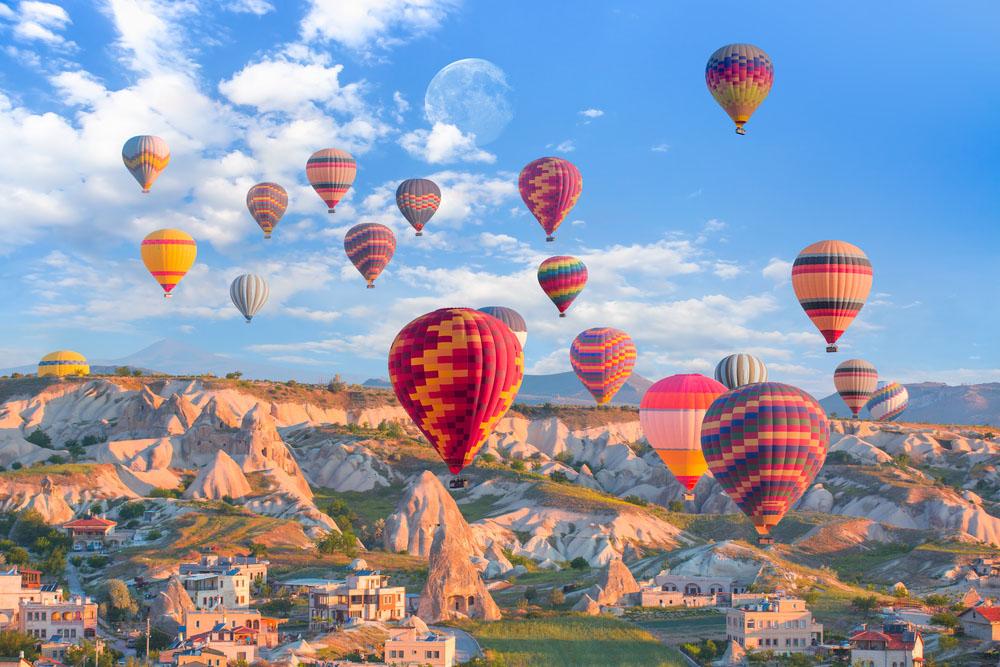 Cappadocia-Istanbul