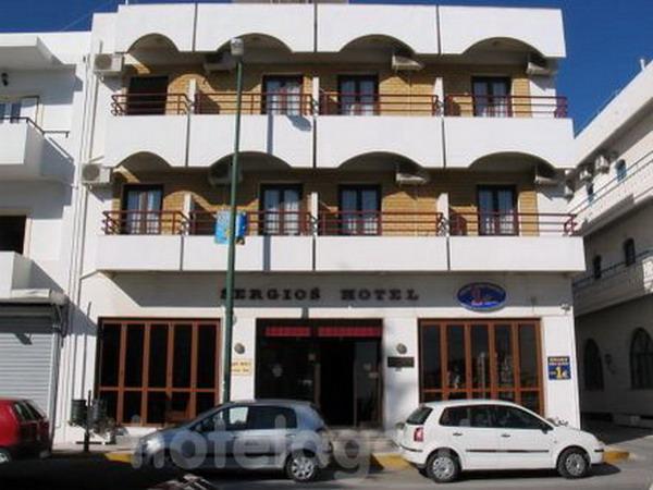 SERGIOS HOTEL - HERSONISSOS
