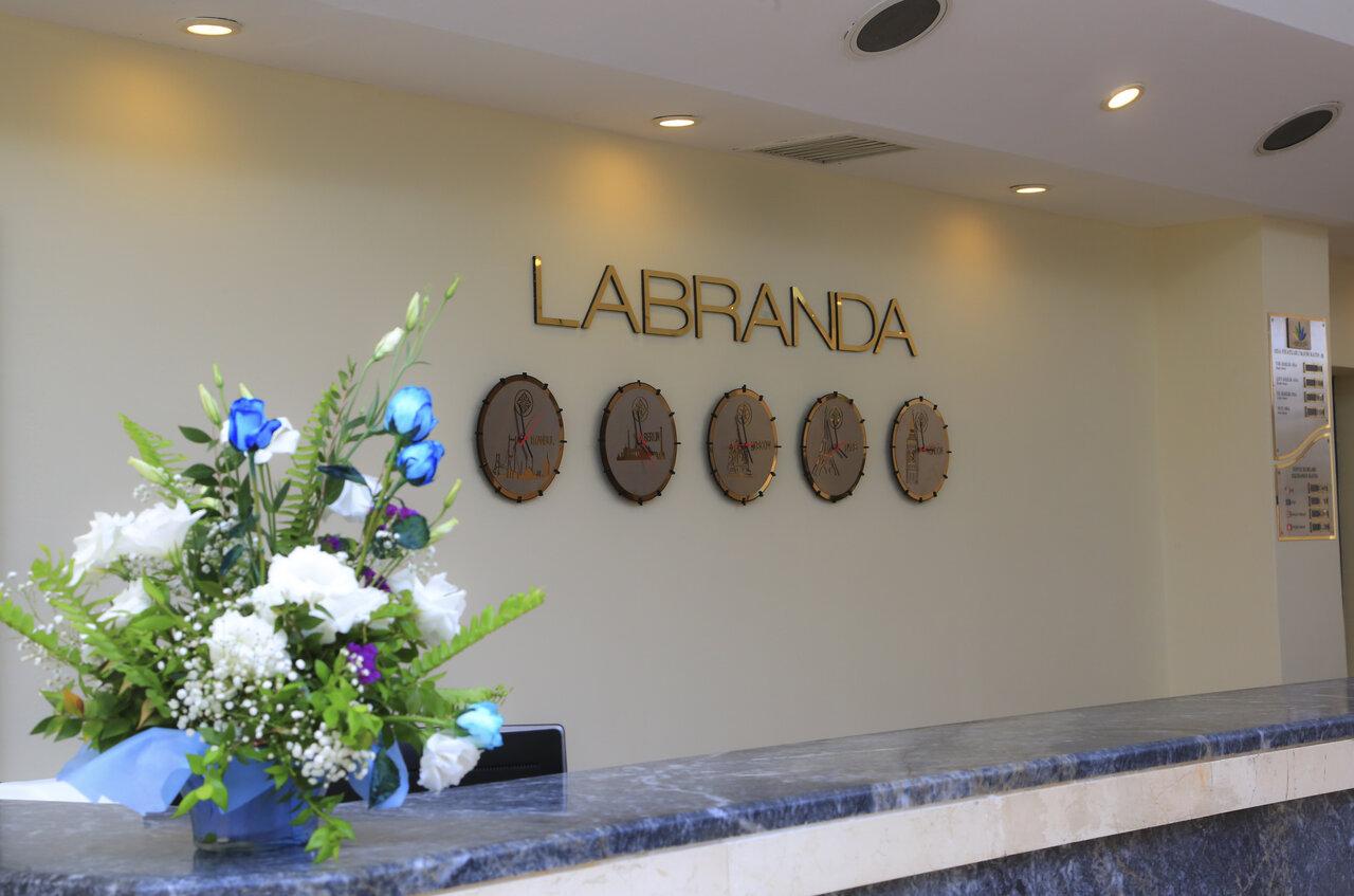 LABRANDA EXCELSIOR SIDE