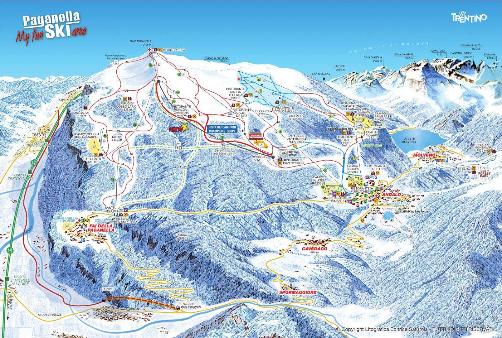 Hotel Corona Dolomites