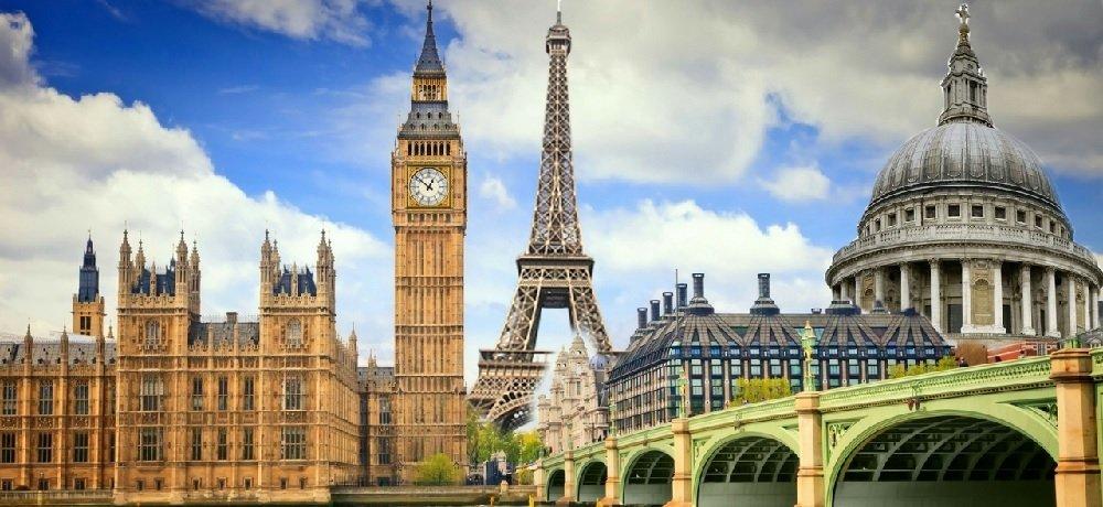 LONDRA - PARIS 2021