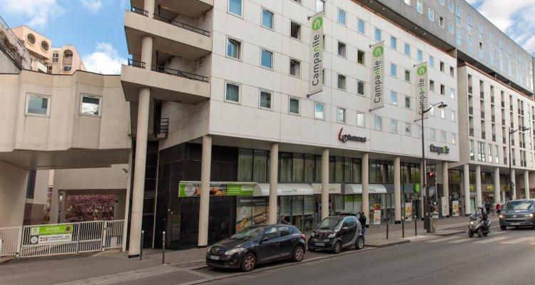 Hôtel Restaurant Campanile Paris 19 - La Villette