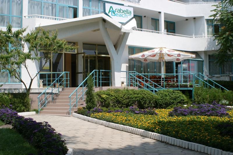 ARABELA  BEACH  HOTEL