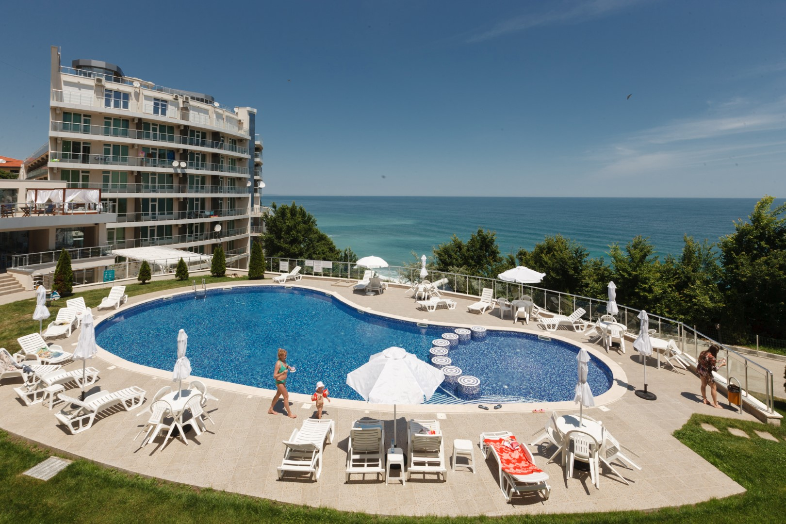 Silver beach Resort Aparthotel
