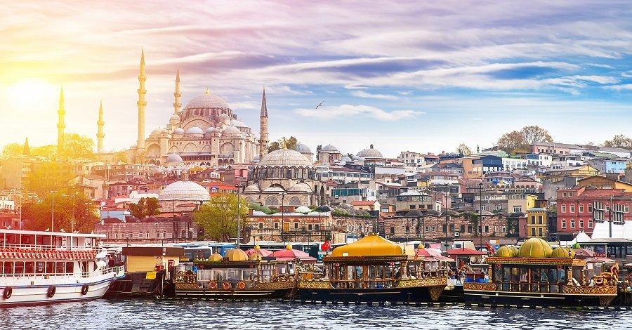 Revelion 2020 Istanbul