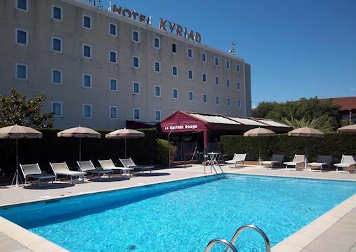 Hotel Kyriad Cannes Mandelieu