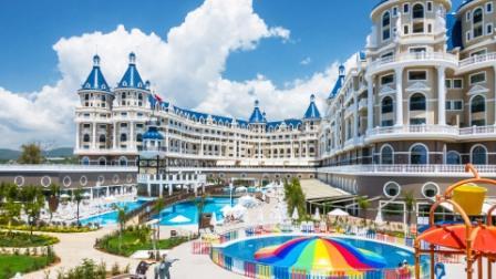 HAYDARPASHA PALACE HOTEL