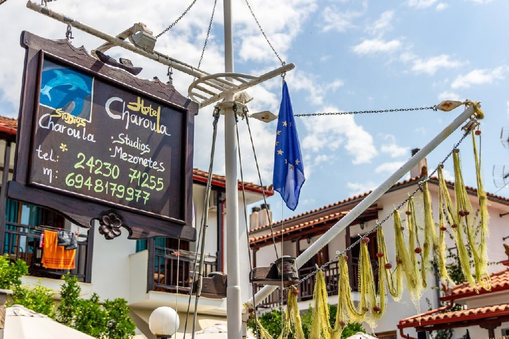 Charoula Studios and Maizonettes - Platanias