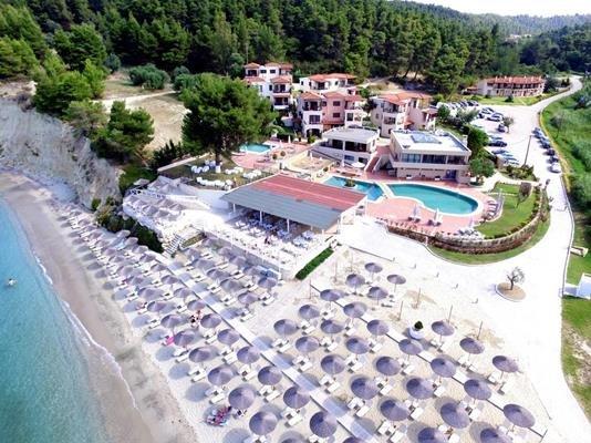 Elani Bay Resort (Siviri, Kassandra) - Voucher Test
