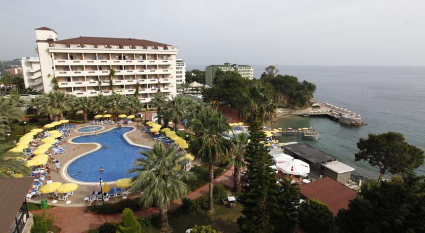 ASKA BAYVIEW HOTEL