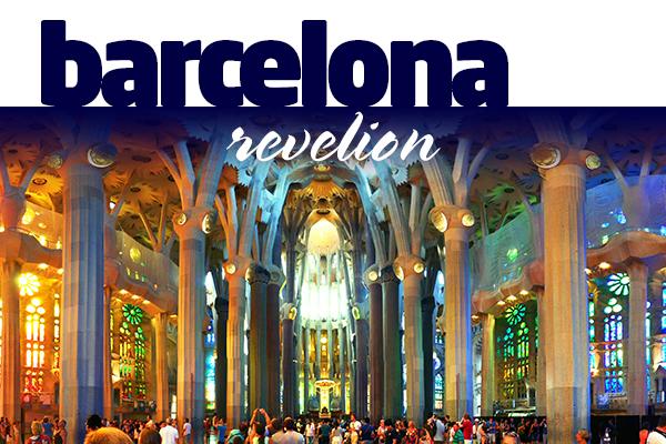 BARCELONA - REVELION 2020