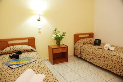 Planos Apartments